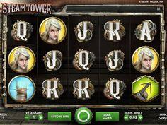 Jetzt spielen online Spielautomaten Spiel Steam Tower - http://freeslots77.com/de/steam-tower/