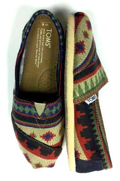 MLG/ I love kilm rug shoes. I wore out my ballerina flats. Does anyone know who sells kilm rug/carpet shoes??????