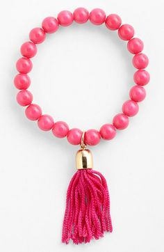 Tasha Beaded Stretch Bracelet | Nordstrom