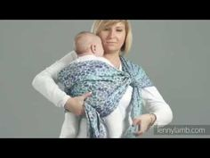 Robins Hip Carry - Wrap Your Baby