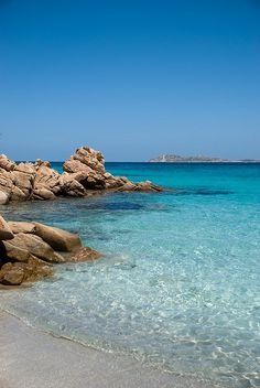 Sardegna , Italy.  This is so amazing, I can feel the sun on me just looking at this!