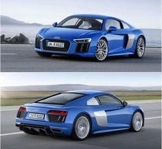 Audi r8+