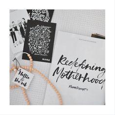 Redefining Motherhood  #mamadisrupt #jjs pic @elles_style