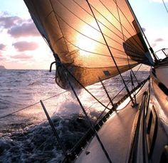To Sail        -- To catch the wind  -ride the waves in moonlight -I'm caught up in the tides -without a lifeline - sensing - thrilling - exhilarating - in the dark before dawn - it's here - my dream to sail on. jdf###poetry