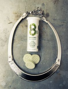"""""""A game-changing supplemental tablet made up of packs-a-nutritional-punch greens"""""""