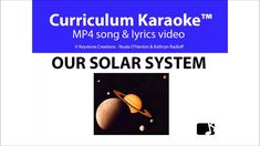 Elementary Science, Elementary Teacher, Elementary Schools, Teaching Music, Teaching Resources, Teaching Ideas, Our Solar System, Student Reading, Classroom Inspiration