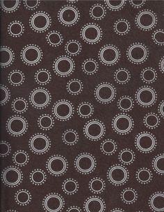 Flannel - brown loop