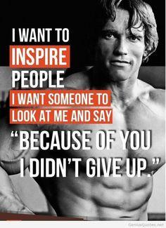 Arnold motivation
