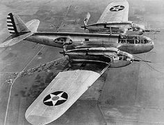 The Bell YFM-1 Airacuda was an American heavy fighter aircraft, developed by the Bell Aircraft Corporation during the mid-1930s. It was the first military aircraft produced by Bel