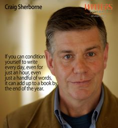 Craig Sherborne in Clunes Booktown http://writersvictoria.org.au/what-s-on/event/starting-right-clunes/