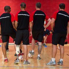 Rencontre militaire blessure et sport
