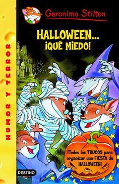 6º Puesto: Gerónimo Stilton. Halloween ¡qué miedo!