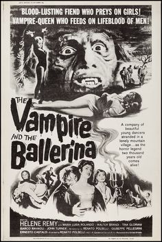 The Vampire and the Ballerina (1962)