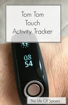 what's it like to use the Tom Tom Touch Activity Tracker for a day? Track your steps, sleep, heart rate, exercise and even your body composition.