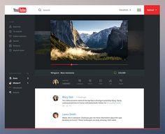 Website Redesign: 33 Concept Designs of Popular Websites