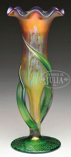 1140 Best Loetz Vase 1900s Images On Pinterest Glass Art Art