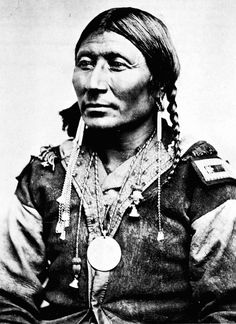 Black Hawk, Kiowa Apache by William Stinson Soule
