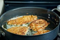 Veal Milanese is one of those recipes that you should be able to find on a site called The Italian Chef, but inexplicably it has been absent here up until now. I decided to rectify this, but have been struggling with a write-up to go along with the recipe. Everything I came up with about …