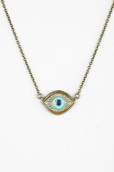 Dream Collective Evil Eye Necklace #urbanoutfitters