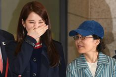 Seohyun 서현 smiles (Welcome back to Pyongyang)