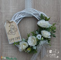 Grapevine Wreath, Grape Vines, Spring, Diy, Home Decor, Decoration Home, Bricolage, Room Decor, Vineyard Vines