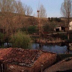 Montesinho - Bragança! Garden Bridge, Country Roads, Outdoor Structures, Nature, Places, Naturaleza, Nature Illustration, Outdoors, Natural