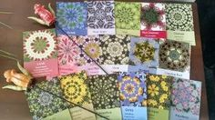 jogo 40 cards cartas mandalas florais de bach terapia floral