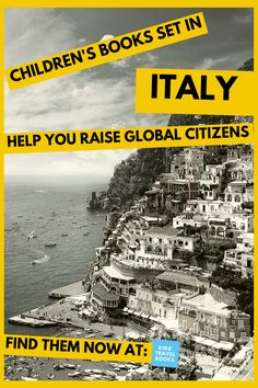 children's books about Italy that will help you plan your next family trip Reading Lists, Book Lists, Travel With Kids, Family Travel, Italy For Kids, Italy Pictures, Travel Books, World Of Books, Popular Books
