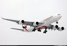 Airbus A340-541 aircraft picture