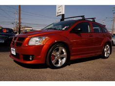 2008 Orange Dodge Caliber SRT4 http://www.iseecars.com/used-car-finder