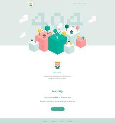 #creative 404 page  -------------  Wil je minder 404's? of gewoon een betere website? Neem dan eens vrijblijvend contact op met Budeco http://budeco.nl/contact