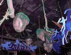 Allestimento discoteca Avatar #discoteca #discoteche #allestimentodiscoteca
