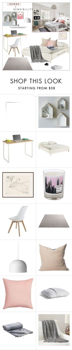"""""""Sense+Sensibility"""" by rainie-minnie ❤ liked on Polyvore featuring interior, interiors, interior design, home, home decor, interior decorating, TemaHome, Pier 1 Imports, Oliver Gal Artist Co. and John Lewis"""