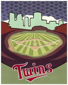 Love my Minnesota Twins!