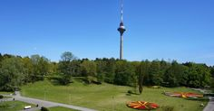 Tallinn TV Tower is located next to the Tallinn Botanical Gardens that you could vistit the same time you come out to the tower; http://ift.tt/2if3Qn1