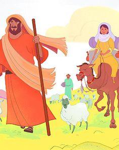 God Guided Abraham