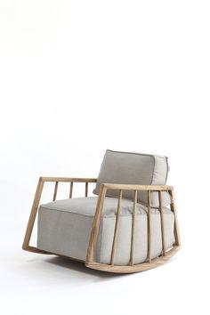 MAMA Armchair on Behance