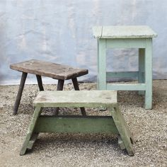 Little Stools that go everywhere