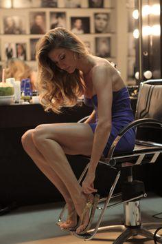 Gisele Bundchen. ❤ my fav vs model