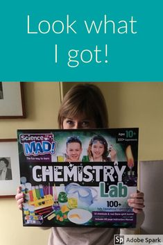 A very appropriate present 🎁 to start off my chemistry tutorial webinars in the new year! Chemistry Set, Chemistry Teacher, Just Give Up, My Job, Science, Instagram Posts, Fun, Science Comics, Funny