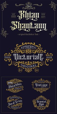 Ad: Opentype features Khian shantang font has 238 character set included Khian shantang Font is very good looking in logo, labels, t-shirt prints, product packaging, invitations, advertising and others. $25