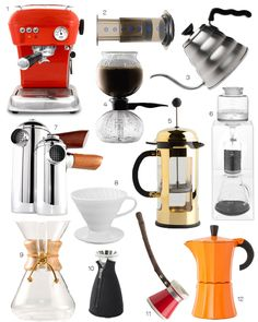 for the coffee lover . . .