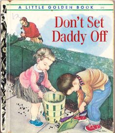The kids knew better than to mess with a man with a hedge-trimmer and a hair-trigger temper...