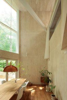 akasaka shinichiro atelier: small box house    section