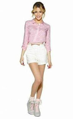Te gusta mas mi look en #Violetta3 #Violetta2 o #Violetta1??