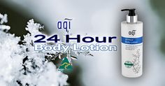 24 Hour Body Lotion -  This deep nourishing lotion offers intense moisture for up to 24 hours for sensitive, allergy prone and fragile skin while protecting against dryness. Please follow the link for more details :  http://www.aqicare.com/b…/aqi-24-hour-body-lotion-500ml/0374 #naturalskincare #healthyskin #skincareproducts #Australianskincare #AqiskinCare #SkinFresh #australianmade #australianmadecampaign