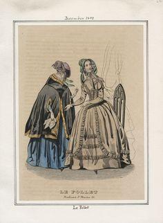 Le Follet December 1842 LAPL