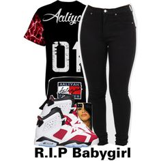 Untitled #1547, created by ayline-somindless4rayray on Polyvore