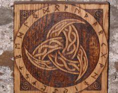 #Vikingart #triple horn of Odin Your Shop - Items