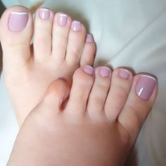 Delicious female feet — Which one u like the most? I go left Pretty Toe Nails, Cute Toe Nails, Pretty Toes, Beautiful Toes, Gorgeous Nails, Pies Sexy, Painted Toe Nails, Purple Toes, Nice Toes